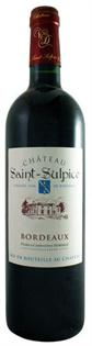 Chateau Saint-Sulpice Bordeaux 2010 750ml